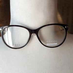 Gucci brown optical frames